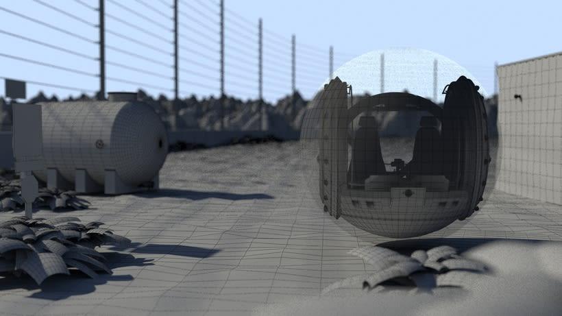 Gyrosphere (Jurassic World project) 3