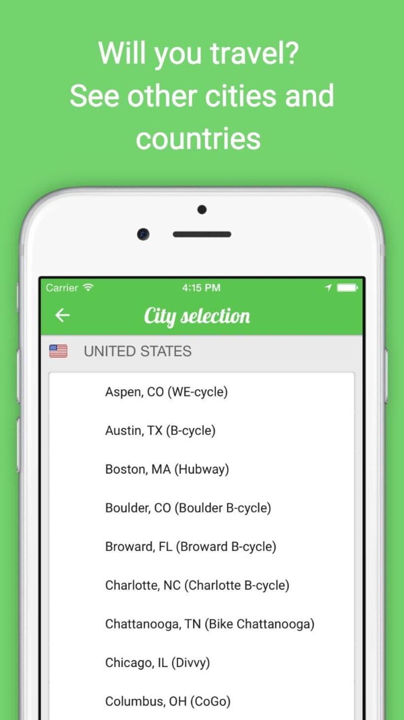 Born 2 Bike - Consulta el estado del servicio de alquiler de bicis en tu ciudad 6