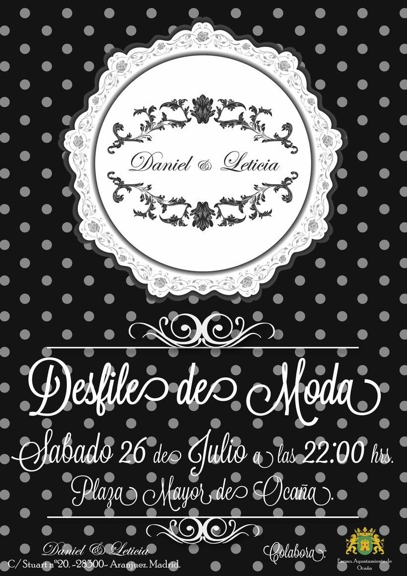 Imágen corporativa Daniel &Leticia 2