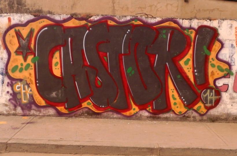 GRAFFITIS DE AYER Y HOY!!  7