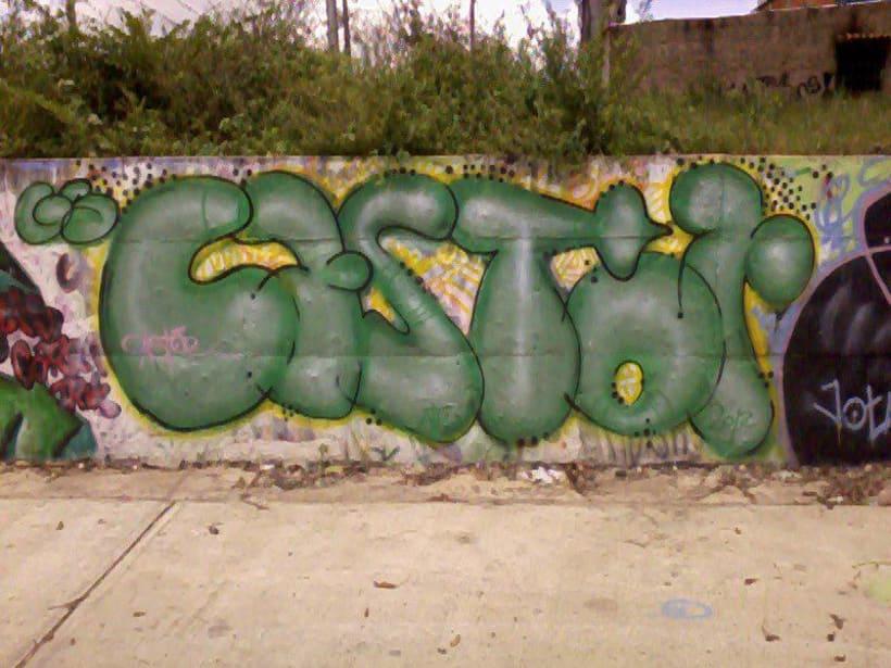 GRAFFITIS DE AYER Y HOY!!  12