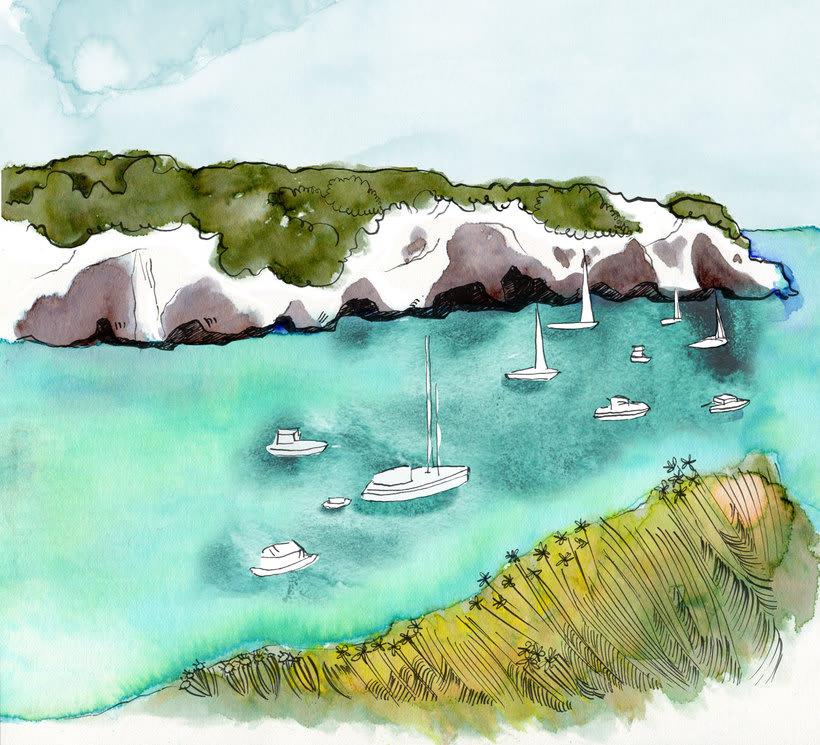 Islas y playas 2