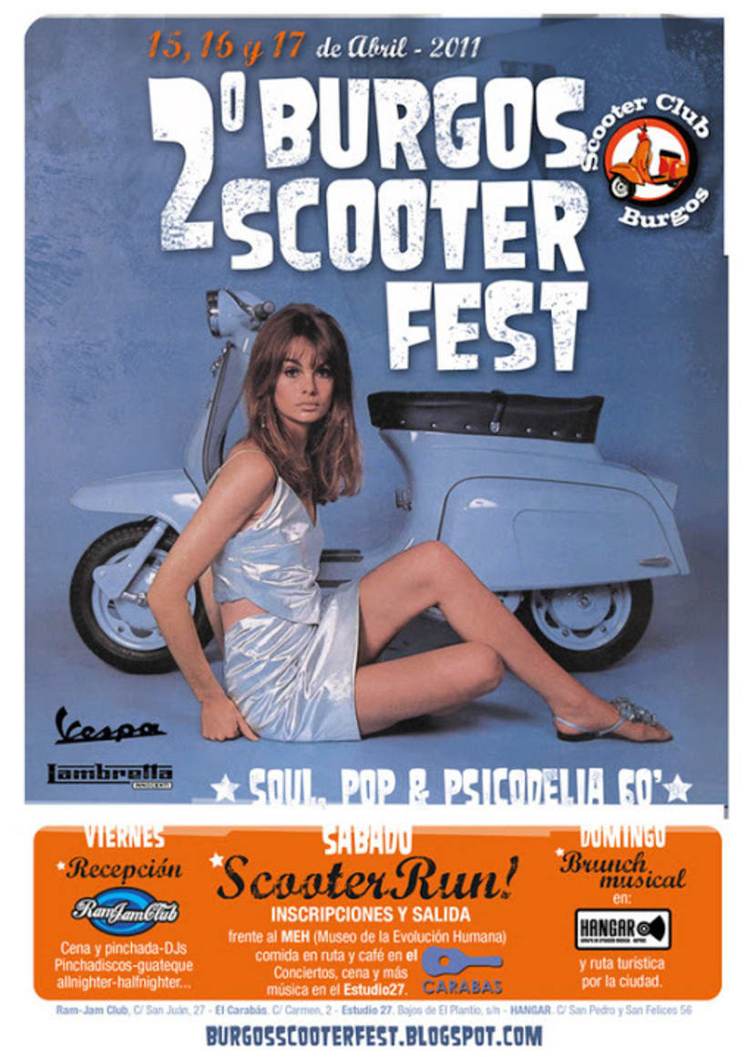 Carteles Scooter 1