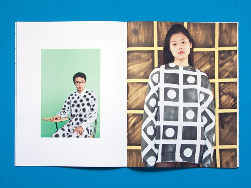 Pattern Chineso Paper Edition 12