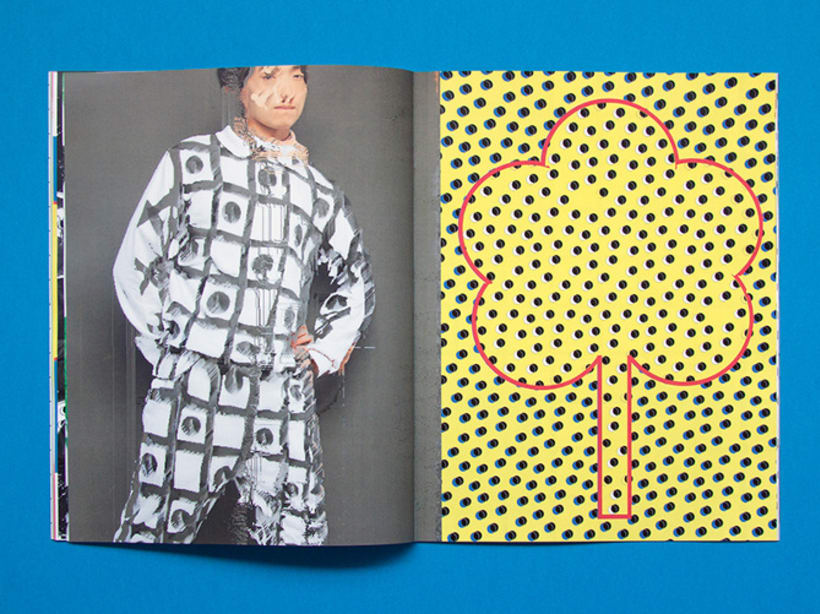 Pattern Chineso Paper Edition 13