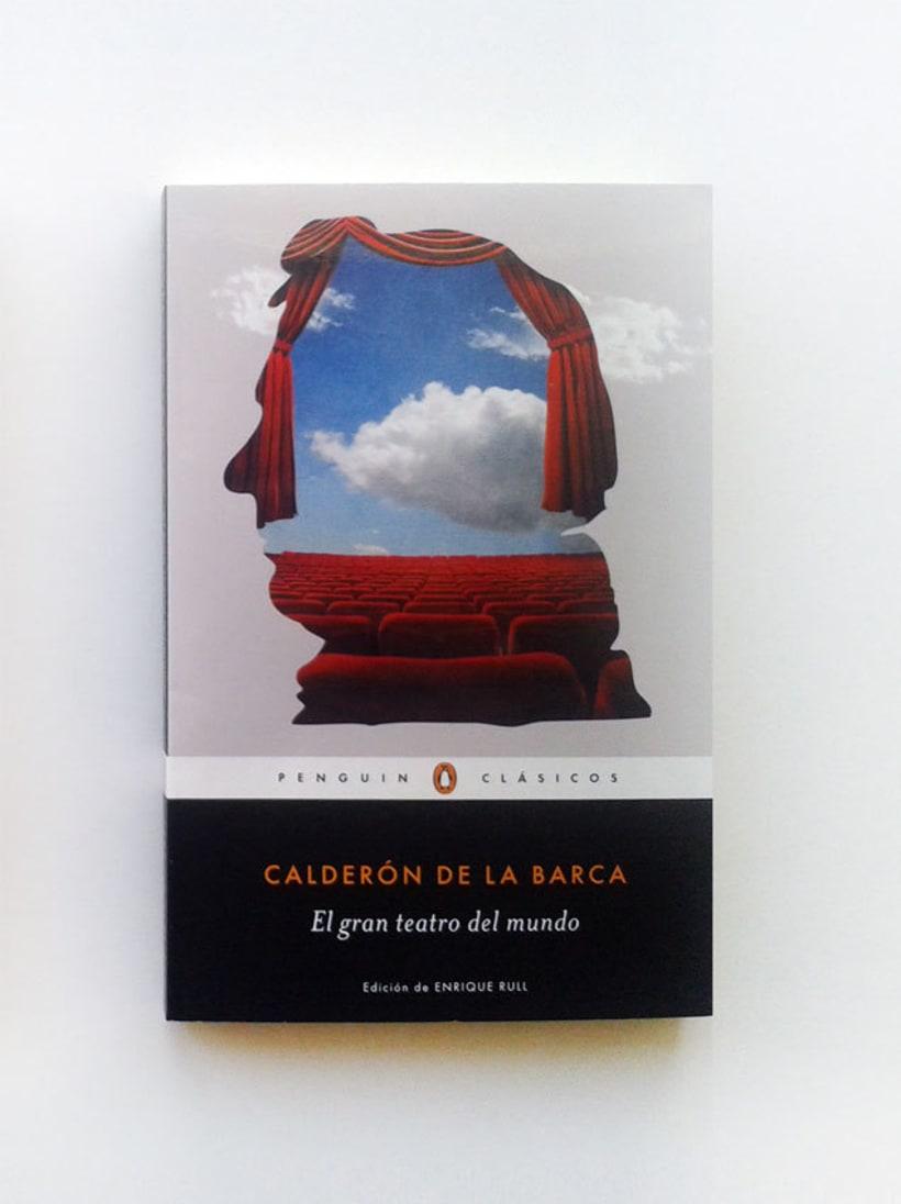 """Ilustraciones para """"Penguin Classics"""" 0"""