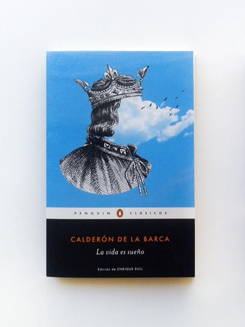"""Ilustraciones para """"Penguin Classics"""" 1"""