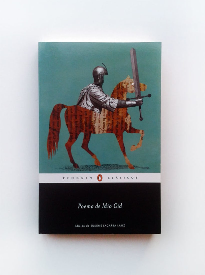 """Ilustraciones para """"Penguin Classics"""" 2"""