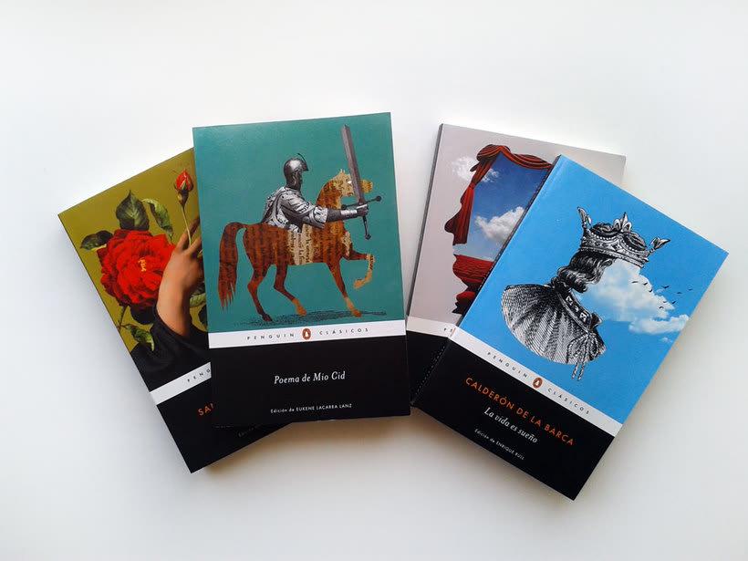 """Ilustraciones para """"Penguin Classics"""" 4"""