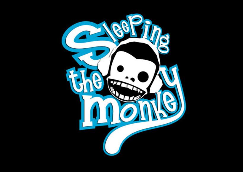 Sleeping the Monkey 1