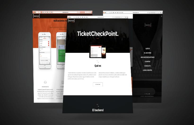 TicketCheckPoint 1