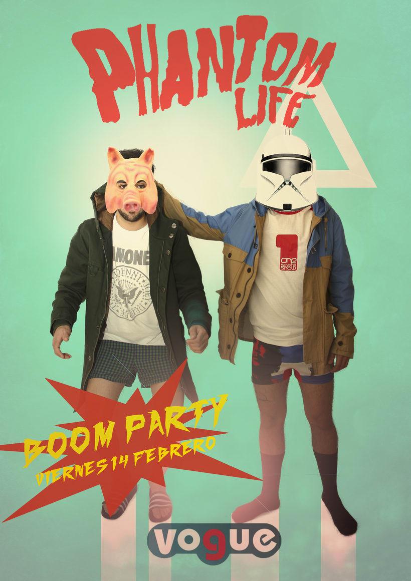 Phantom Life Djs 2