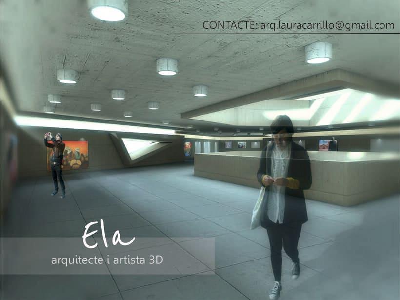 Ideas y conceptos SketchUp + Vray 1