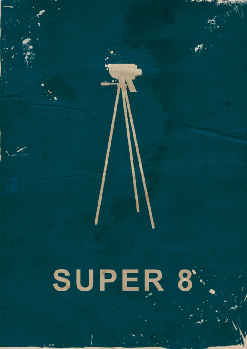 Super 8 Fan art 1