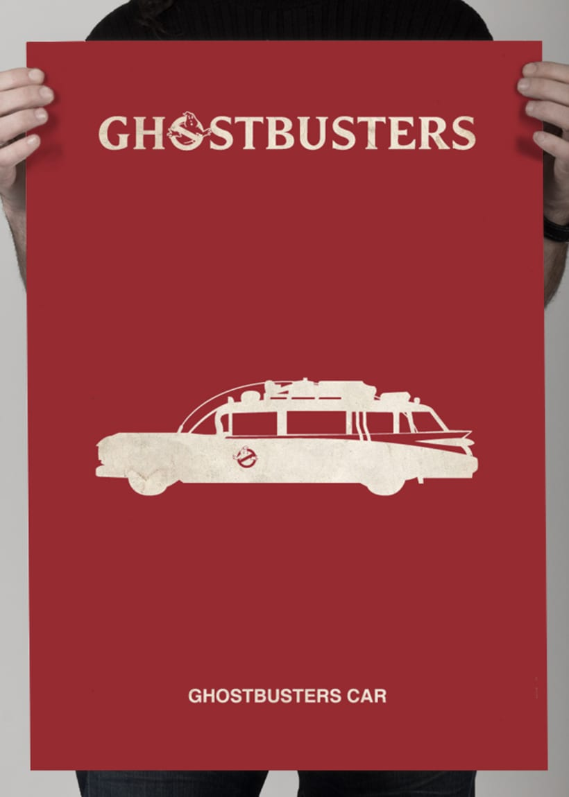 Ghostbusters  -1