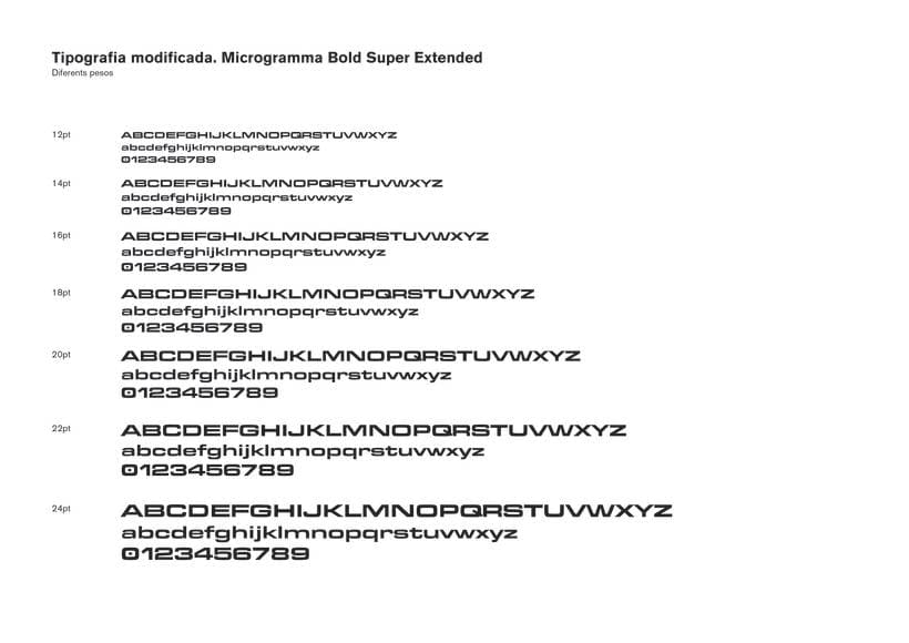 Microgramma Bold Super Extended 4