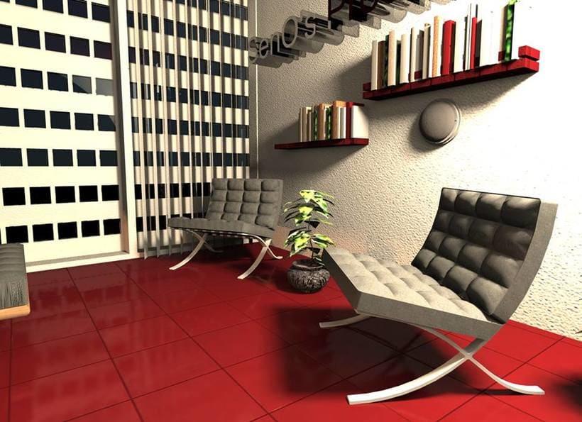 Dise o de interiores 3d domestika for Diseno de interiores 3d gratis para mac