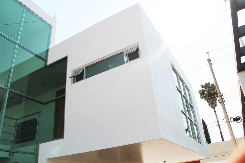 Casa Cubo 1