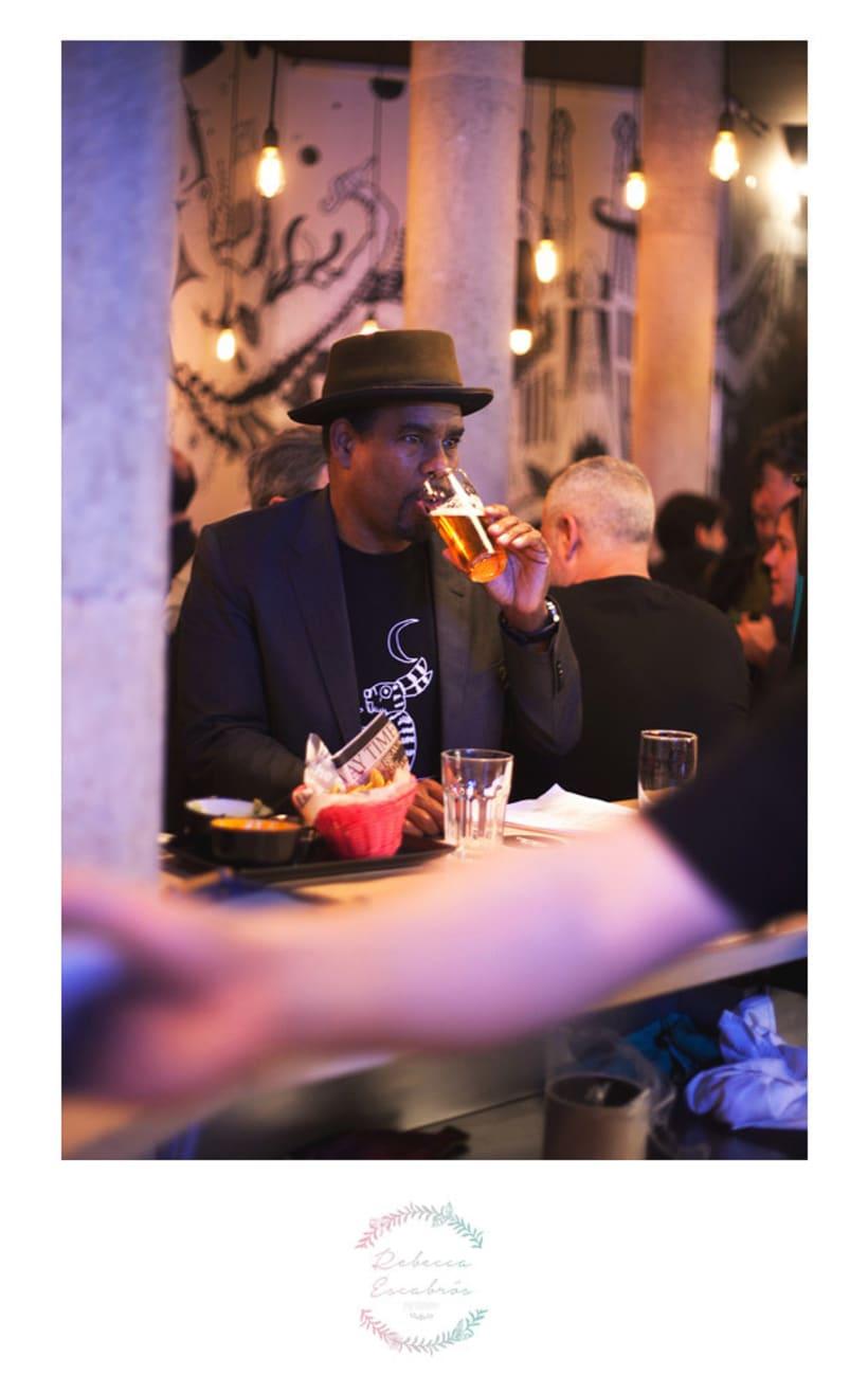 "Brooklyn Brewery ""Mr.Garrett Oliver Bcn Tour"" 9"