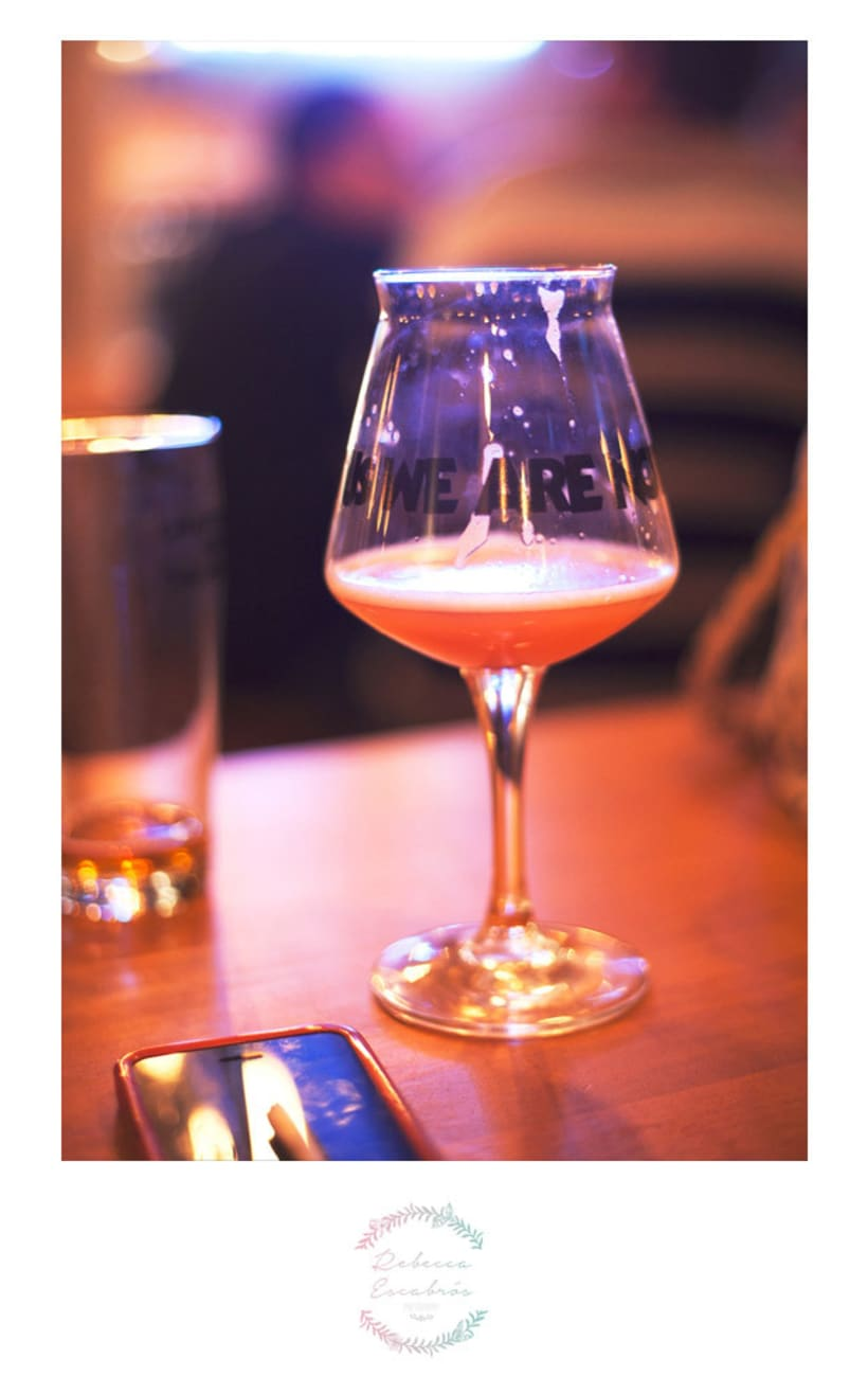 "Brooklyn Brewery ""Mr.Garrett Oliver Bcn Tour"" 10"