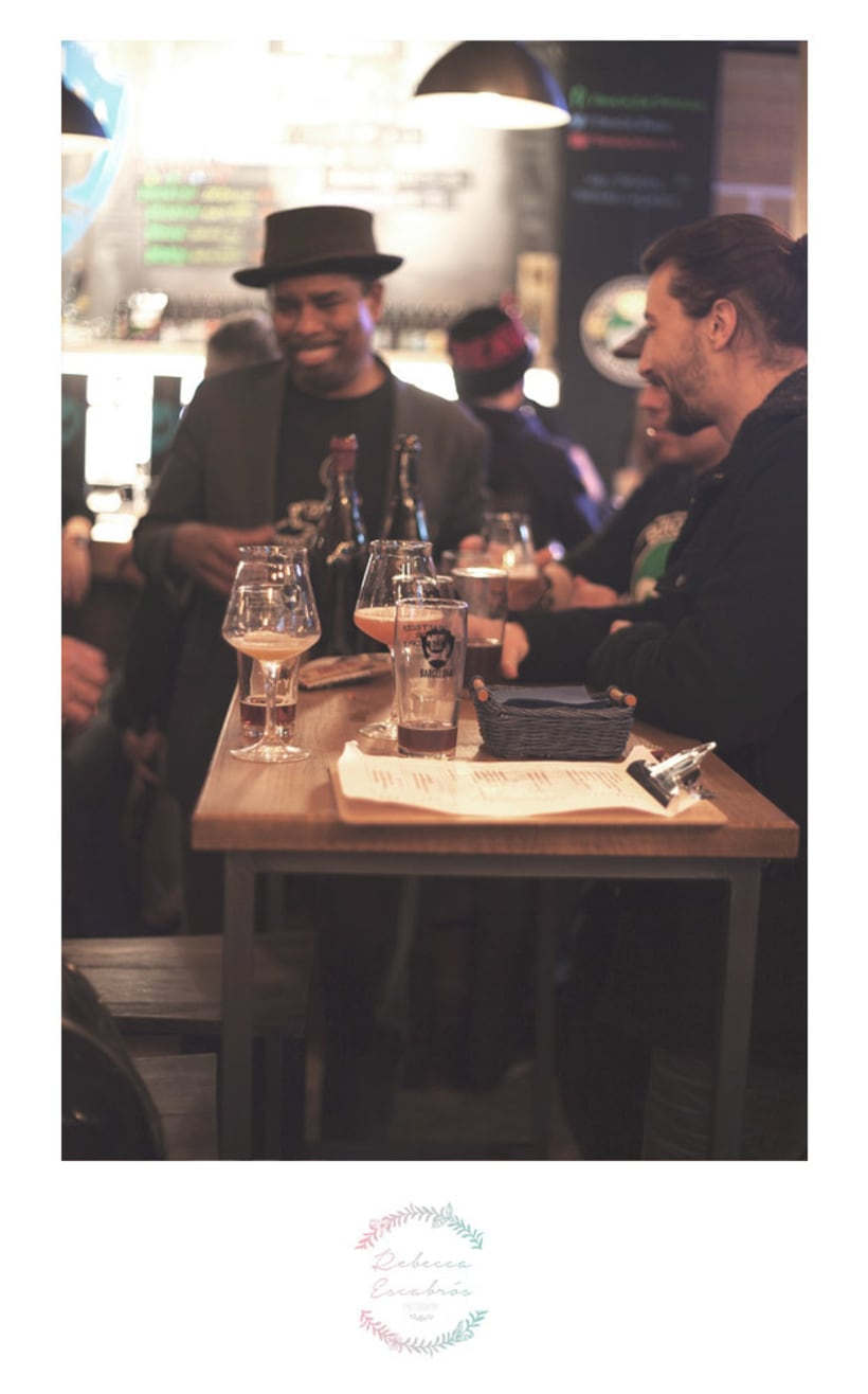 "Brooklyn Brewery ""Mr.Garrett Oliver Bcn Tour"" 11"