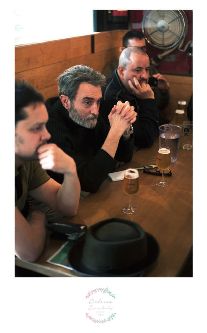 "Brooklyn Brewery ""Mr.Garrett Oliver Bcn Tour"" 12"
