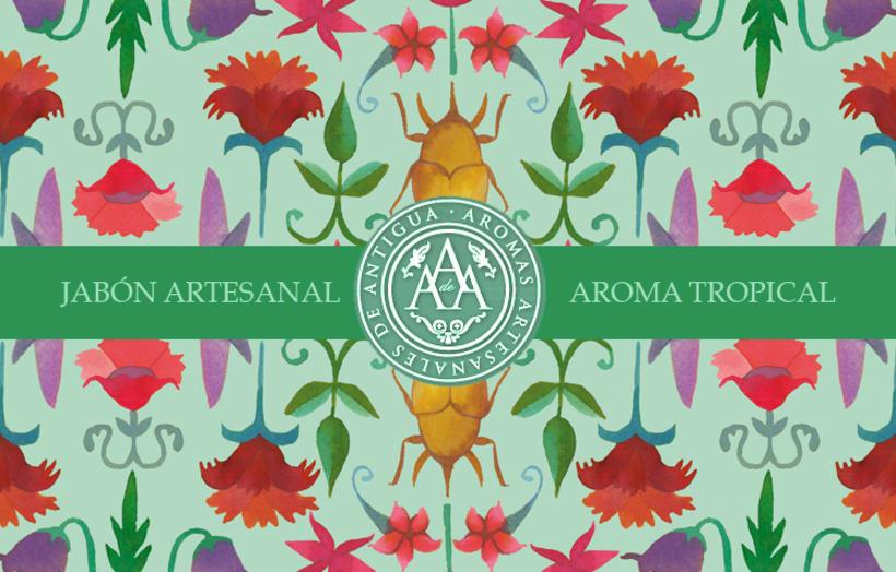 Mi Proyecto del curso Motivos para repetir : Aromas Artesanales de Antigua -1