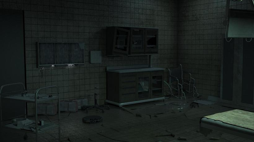 medical operation room  1