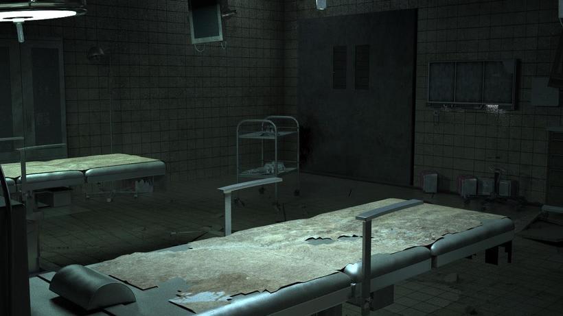 medical operation room  2