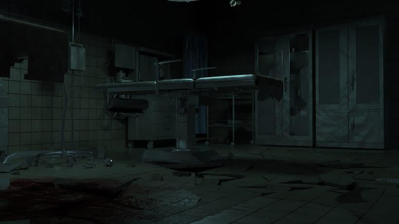 medical operation room  3