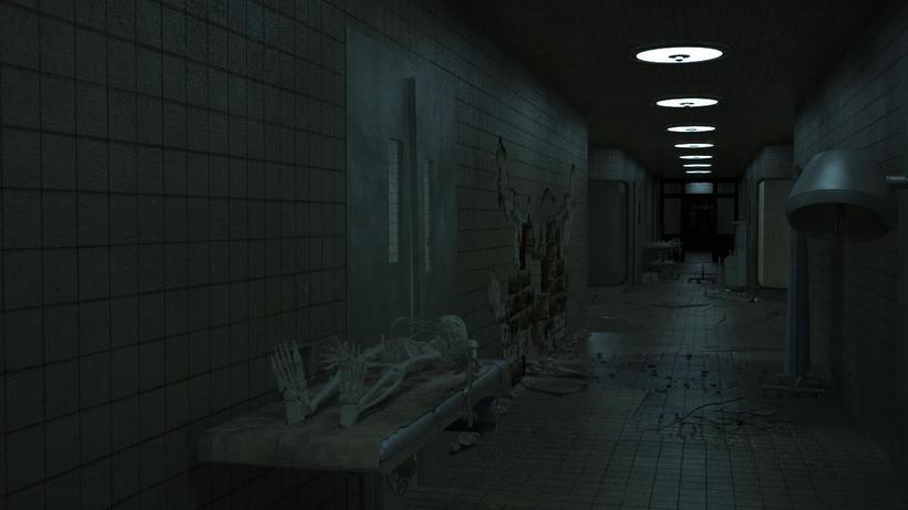 medical operation room  4