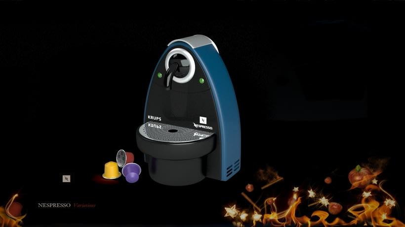 nespresso krups essenza -1