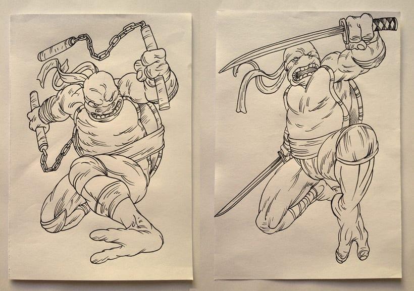 Tortugas Ninja 5