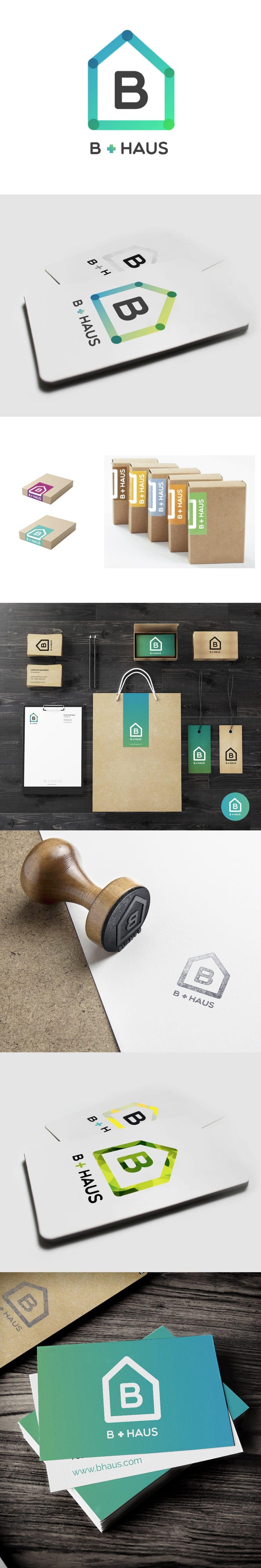 Identidad flexible para B+Haus 2