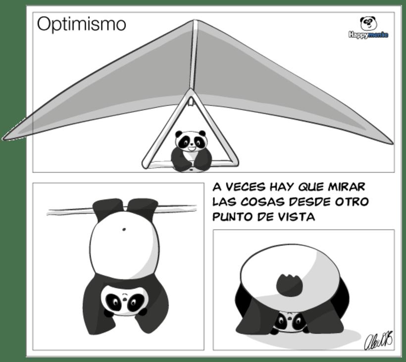 "Tira ""Optimismo"" -1"