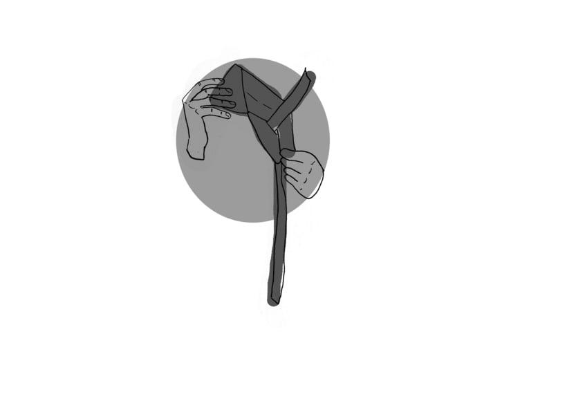 Cómo realizar el nudo de una corbata. 5