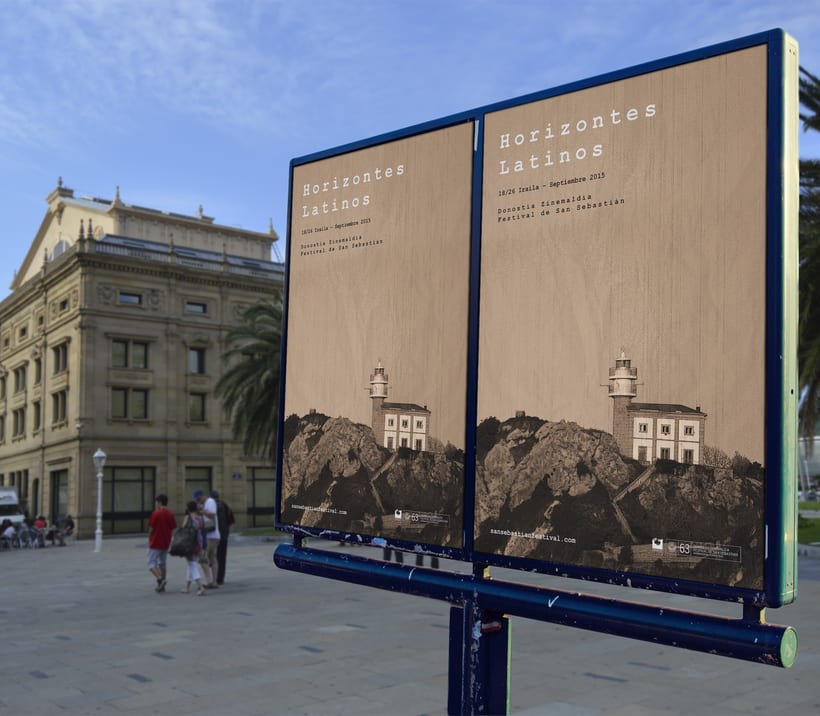 Festival de cine de San Sebastián - Zinemaldia 1