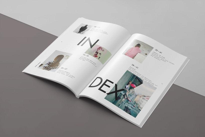 NUDE magazine 1