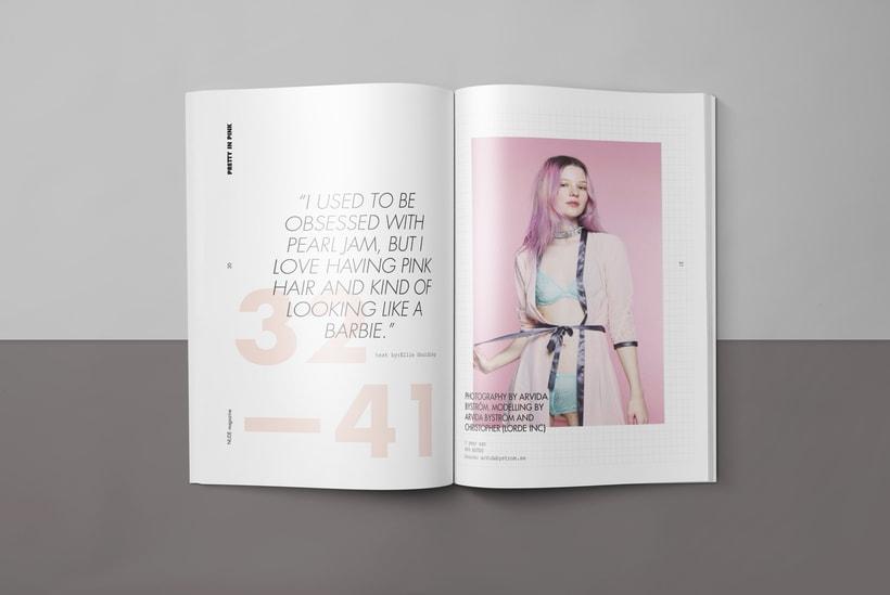 NUDE magazine 5