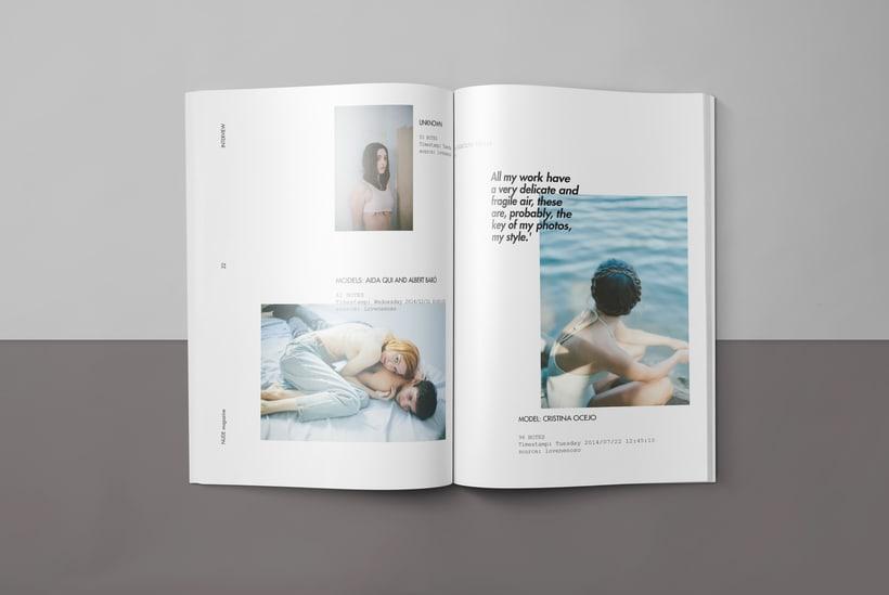 NUDE magazine 3