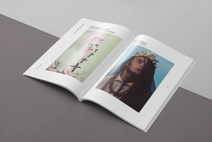 NUDE magazine 6