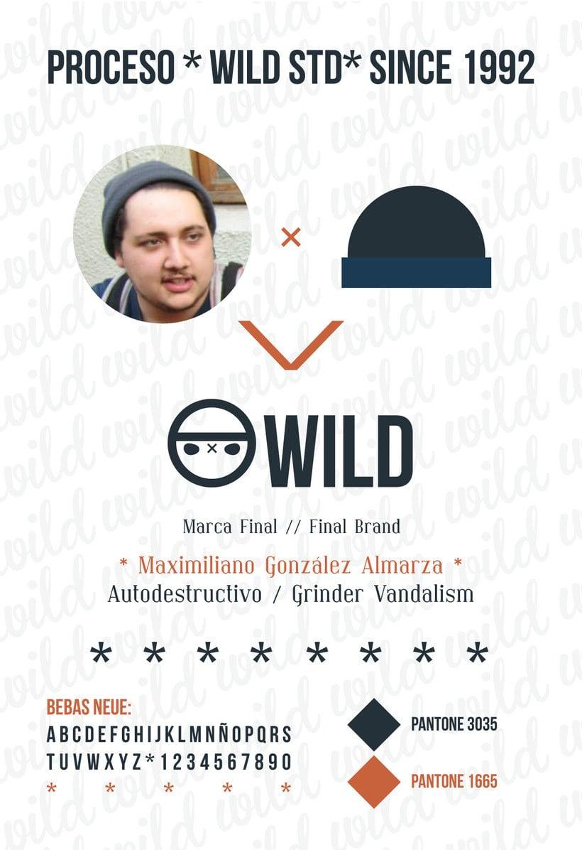 Wildgrinder STD branding 1