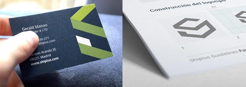 Shipius   Branding + UI/UX Design 1