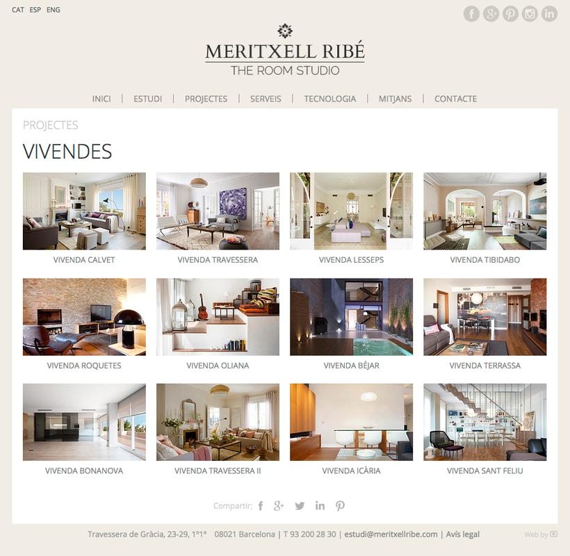 Web Meritxell Ribé 3