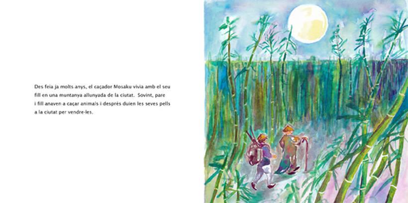 La Dama de las Nieves - Album ilustrado 2