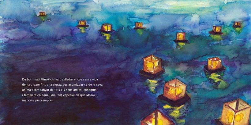La Dama de las Nieves - Album ilustrado 7