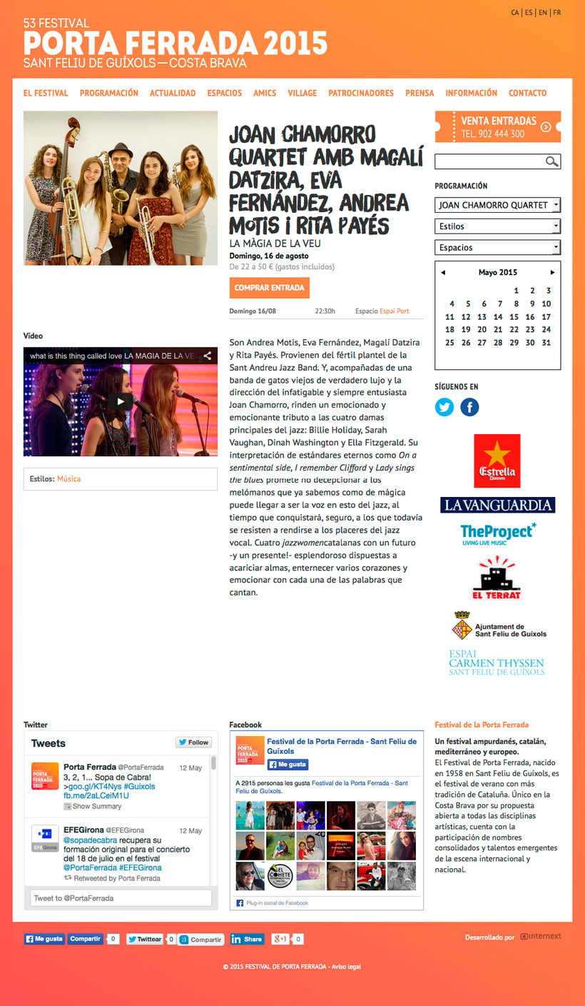 Web Festival Porta Ferrada 2015 2