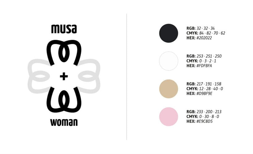 Creación de imagen para LAMUSA woman 1
