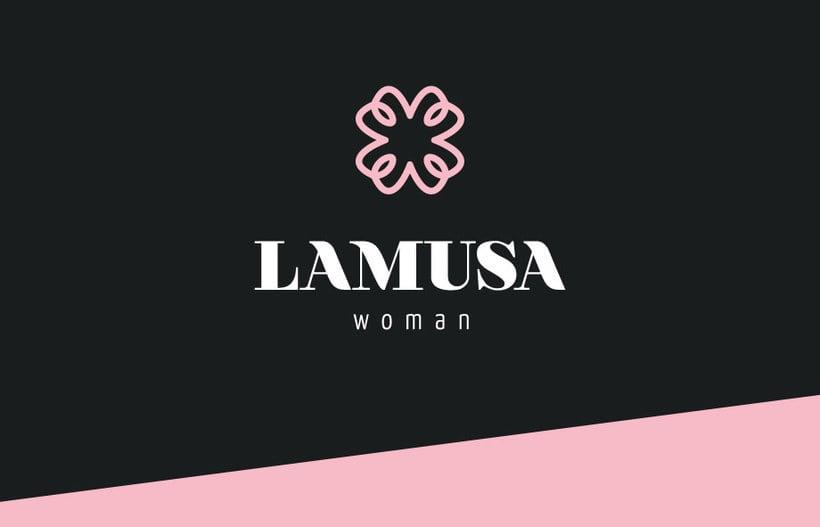 Creación de imagen para LAMUSA woman 2