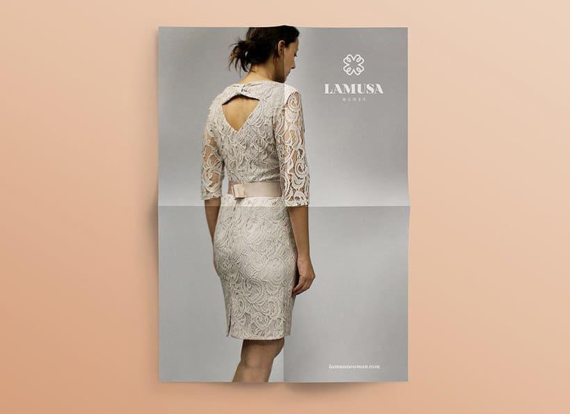 Creación de imagen para LAMUSA woman 6
